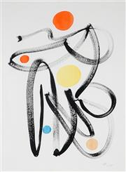 Sale 8884A - Lot 5100 - Artist Unkown - Abstract I 55.5 x 76 cm