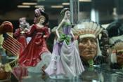 Sale 7875 - Lot 24 - Royal Doulton Figure Patricia & Jessica