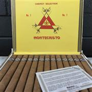 Sale 8970 - Lot 622 - Montecristo No. 1 Cuban Cigars - box of 25, stamped July 2017