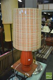 Sale 8350 - Lot 1077 - Ellis Table Lamp