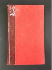 Sale 8539M - Lot 51 - 'The Imp Magazine', May 1938 (vol. 4 no. 1) to April 1939 (vol. 4 no. 12), bound in red cloth