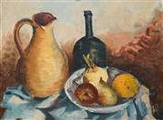 Sale 8622 - Lot 2015 - Eric Hopson (1906 - 1992) - Still Life 44 x 59cm