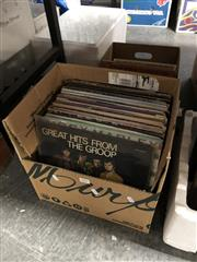 Sale 8797 - Lot 2475 - Box Records