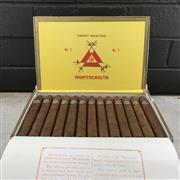 Sale 8970 - Lot 628 - Montecristo No. 2 Cuban Cigars - box of 25, stamped November 2016
