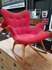 Sale 8260 - Lot 1075 - Grant Featherstone R160 Rocking Chair