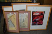 Sale 8410T - Lot 2029 - Group of Assorted Artworks incl.