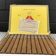 Sale 8970 - Lot 638 - Montecristo No. 3 Cuban Cigars - box of 25, stamped November 2017