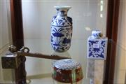 Sale 8014 - Lot 90 - Chinese Ink & Pen Set with Other Oriental Wares