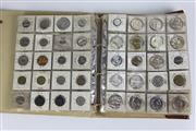 Sale 8384A - Lot 65 - Album of Medallions & Tokens & Medals