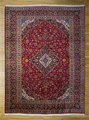Sale 8566C - Lot 6 - Persian Kashan 392cm x 295cm
