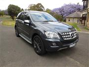 Sale 8277 - Lot 1002 - A Mercedes ML500 Make: Mercedes Benz Model: ML500 Body: Wagon Year: 2010 Registration Number: DJA 49A Registration Exp:...