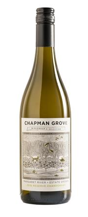 Sale 8528W - Lot 23 - 12x 2016 Chapman Grove Reserve Chardonnay. My pick for a classic winter chardonnay... This wine is attractive with aromas of alm...