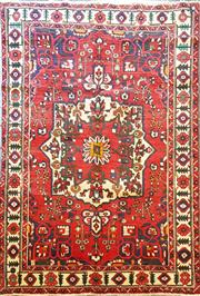 Sale 9059 - Lot 1058 - Persian Hand Knotted Woollen Bahktiari (300 x 200cm)