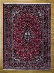 Sale 8566C - Lot 7 - Persian Kashan 400cm x 292cm