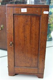 Sale 7977 - Lot 13 - Cedar Microscope Cabinet