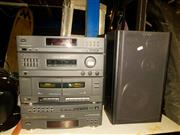 Sale 8659 - Lot 2219 - Sony Stereo System & Speakers