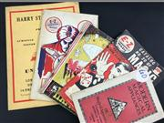 Sale 8539M - Lot 57 - A Selection of Vintage Magic Catalogues, incl Hamleys & Harry Stanley (5)