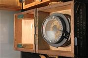 Sale 7977 - Lot 69 - Non Lum MK IIIA Compass in Timber Case