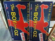 Sale 8563T - Lot 2201 - Advertisement Boards (2) The Boy From Oz 40 x 80cm, each.