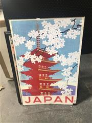 Sale 8707 - Lot 2050 - Japanese Railway Poster