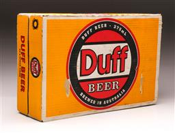 Sale 9122 - Lot 110 - A Case Of Duff Beer 24 Cans (Unopened)