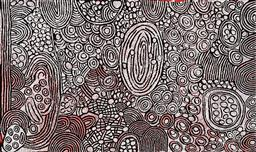 Sale 9239A - Lot 5031 - MARLENE YOUNG NUNGURRAYI (1973 - ) Minyma Tjukurrpa acrylic on canvas 122 x 204 cm (stretched and ready to hang) signed verso; certi...