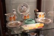 Sale 8024 - Lot 76 - China Wares incl. Royal Doulton, Fitz and Floyd, etc