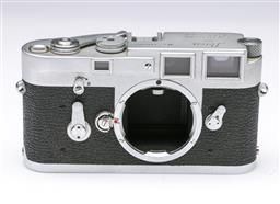 Sale 9093 - Lot 6 - A Leica M3 Camera