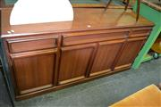 Sale 8129 - Lot 1028 - Chiswell Buffet