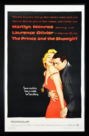 Sale 8325A - Lot 11 - Marilyn Monroe - The Prince and the Showgirl 104 x 67cm