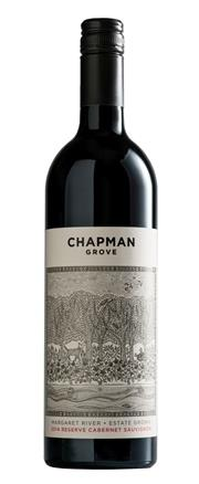Sale 8528W - Lot 162 - 12x 2014 Chapman Grove Reserve Cabernet Sauvignon. 91 Points – James Halliday Wine Companion  Machine harvested, crushed and d...
