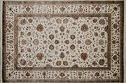 Sale 8276B - Lot 2 - Jaipor Silk & Wool 275cm x 185cm RRP $2600