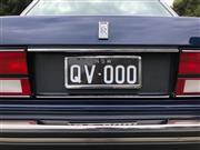 Sale 8940J - Lot 4 - NSW Licence Plate QV 000  Very rare and hard to obtain 000 series plates therefore becoming very sought after - Unique chance to...