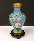 Sale 7305 - Lot 69 - Chinese Cloisonne vase
