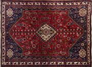 Sale 8213C - Lot 38 - Persian Shiraz Qashkai 237cm x 188cm