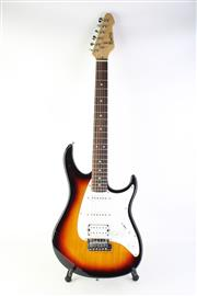 Sale 8823M - Lot 9 - Montery Electric Guitar