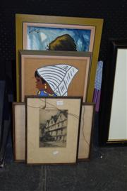 Sale 8410T - Lot 2053 - Collection of Various Artworks & Prints