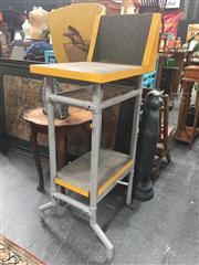 Sale 8817 - Lot 1079 - Small Industrial Works Bench