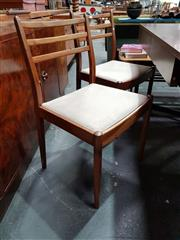 Sale 8908 - Lot 1019 - Set of 4 G-Plan Teak Dining Chairs