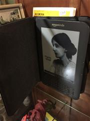 Sale 8659 - Lot 2267 - Amazon Kindle