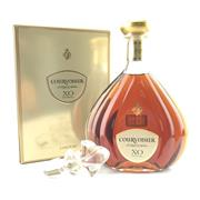Sale 8687 - Lot 888 - 1x Courvoisier XO Cognac - with Fleur-de-Lys stopper, in box