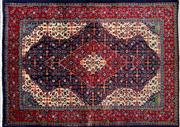 Sale 8276B - Lot 4 - Persian Sanandaj 150cm x 109cm RRP $800