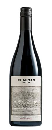 Sale 8528W - Lot 106 - 12x 2014 Chapman Grove Reserve Shiraz. 92 Points – James Halliday Wine Companion  Deep intense red colour with pretty perfumed nose ...