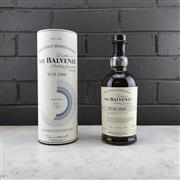 Sale 9079W - Lot 856 - The Balvenie Distillery Tun 1509 Batch No.4 Single Malt Scotch Whisky - 51.7% ABV, 700ml in canister