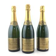 Sale 8588 - Lot 804 - 3x NV Pierre Laforest Cuvee Reservee Brut, Champagne