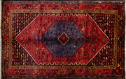 Sale 8276B - Lot 6 - Persian Hamadan 135cm x 205cm RRP $1200