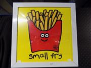 Sale 8325A - Lot 111 - Todd Goldman (XX) - Small Fry 39 x 38.5cm
