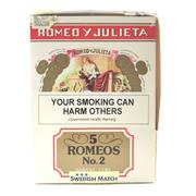 Sale 8687 - Lot 919 - Romeo y Julieta Romeo No.2 Cigars - 3 units in tubes, in box