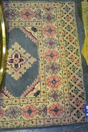 Sale 7987A - Lot 1043 - Afghan Hand-Knotted Runner (304 x 80cm)