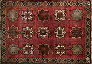 Sale 8213C - Lot 40 - Persian Shiraz 230cm x 155cm